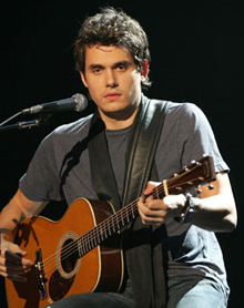 johnmayer John Mayer Splits From Revealing Girlfriend photo