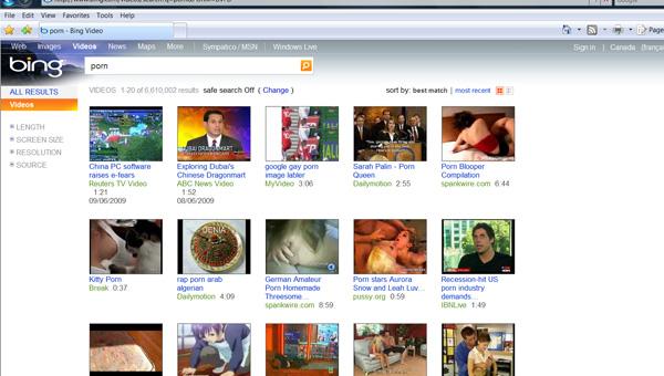 Microsoft Bing Porn 19