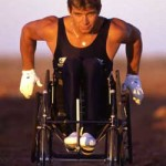 Rick Hansen wheelchair web 150x150 Rick Hansen wheelchair celeb snubs Harper photo