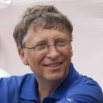 Bill Gates on Twitter 150x150 Microsoft cofounder diagnosed with diffuse large B cell lymphoma photo