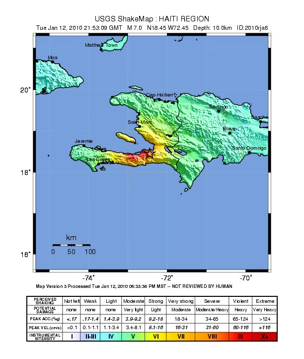 haiti earthquake quotes. haiti earthquake quotes. Map Of Haiti Earthquake 2010.