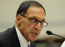 DICK FULD sm Lehman bankruptcy blamed on fuzzy accounting photo