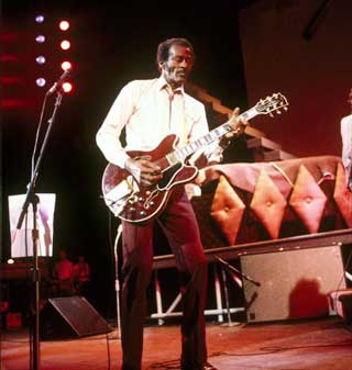 Chuck Berry, Hail Hail Rock and Roll