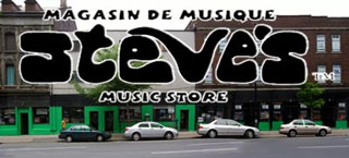 Steves Music Getting the best deal at Long and McQuade photo