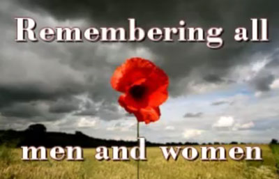 Lest we Forget November 11