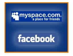 MySpace FB With MySpace shrinking where can musicians go? photo