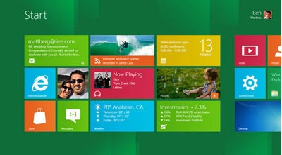Windows 8 tiles1 Dont Wait Get Windows 8 Now photo