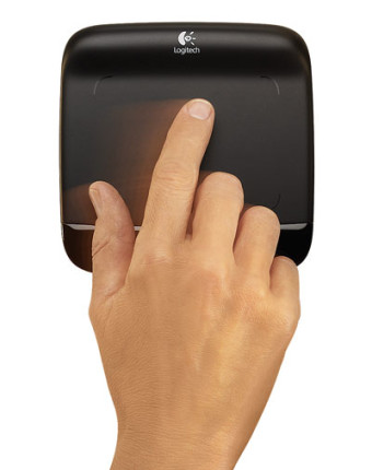 Logitech Wireless Touchpad (image Logitech)
