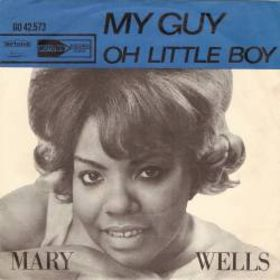 Mary Wells 'My Guy' 1964 # 1 hit