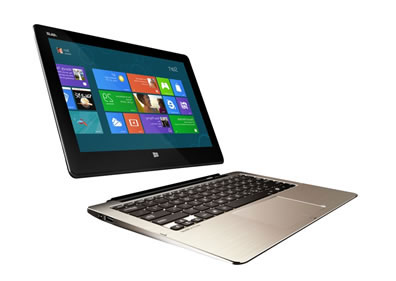 ACER Transformer Windows 8 RT Tablets and Ultrabooks Shown at Computex  photo
