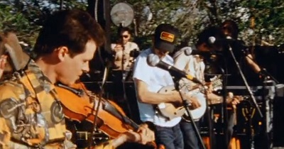 Old Crow Medicine Show, Wagon Wheel from Big Easy Express