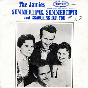 Summertime Summertime by The Jamies