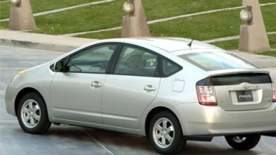 Toyota Prius 61 mpg at 56 miles per hour