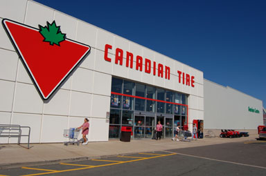 Canadian Tire – a replacement after 12 years without a hassle