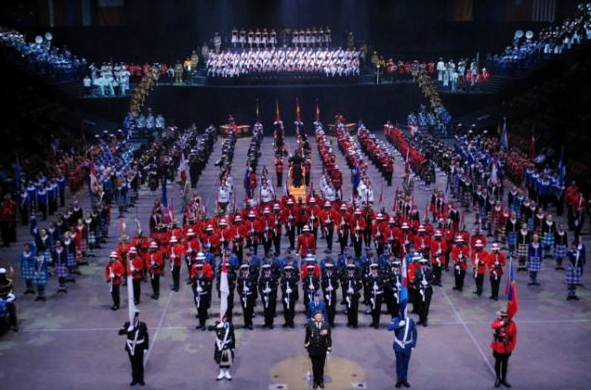 Tattoo 2011 Finale (photo Royal NS International Tattoo)