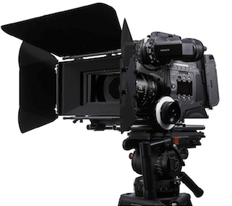 Sony F65 videocam (photo Abelcine)