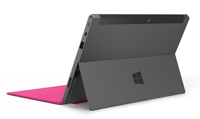 Surface RT kickstand