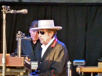 Bob Dylan, Missoula MT (photo Ann Althouse Flickr Creative Commons)