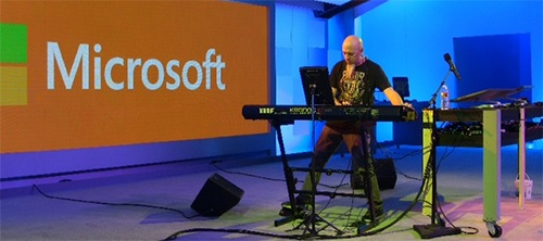 Jason Rudess at //build/ 2012
