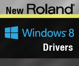Roland Windows 8 drivers