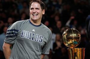 Mark Cuban, Dallas Mavericks owner