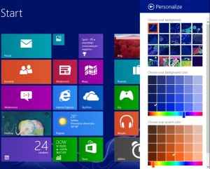 Windows 8 Blue 9364 Start Personalize 300x241 Windows 8 Blue leaks but it will not be enough photo