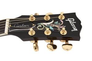 Gibson J-45 Custom with fancy headstock