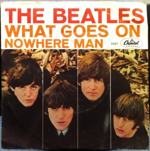 "The Beatles ""Nowhere Man"""