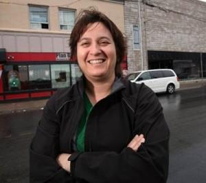Heather Gibson, Executive Director Jazz East (Chronicle Herald Photo)