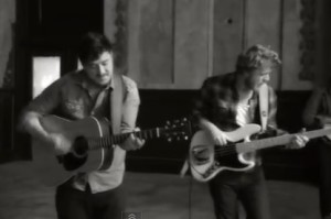 Mumford and Sons new video Babel