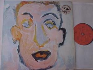 Self Portrait vinyl, original cover