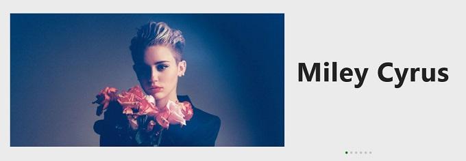 8.1 Xbox Music Miley Cyrus Series: 6 Days To Windows 8.1   Xbox Music Gets Upgrade photo