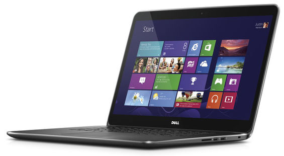 Dell XPS 15 – the highest resolution laptop available today
