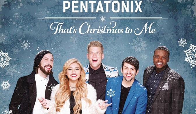 12 days of christmas music thats christmas to me by pentatonix - Christmas Pentatonix