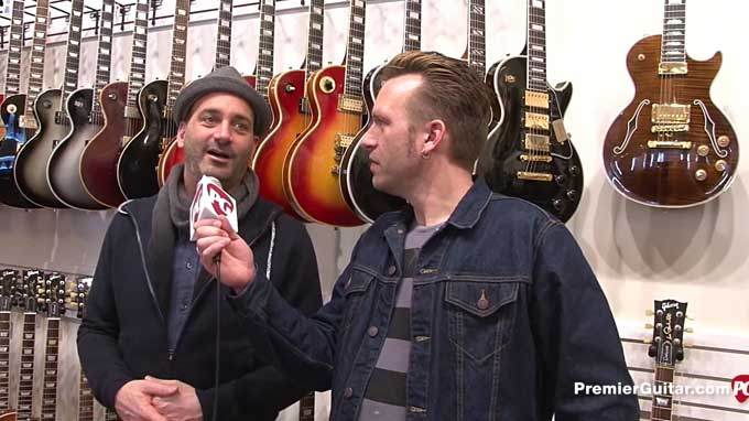 walk about at chicago music exchange an awesome guitar store njn network. Black Bedroom Furniture Sets. Home Design Ideas